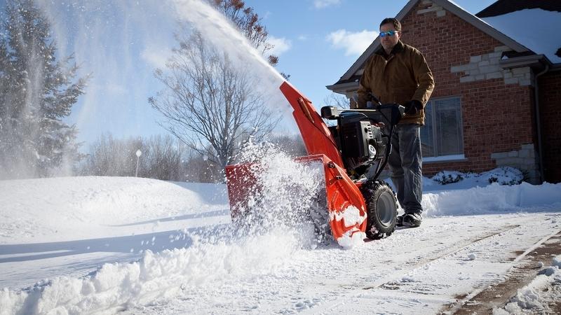 Снегоуборочная техника: виды и описания машин