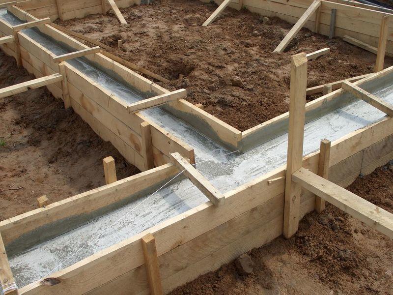Какую марку бетона купить для заливки фундамента?