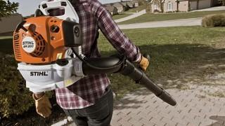 Садовый пылесос: как выбрать лучший для дачи