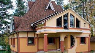 Крыши частных домов фото и описание