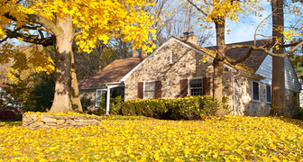 Готовим загородный дом к зиме