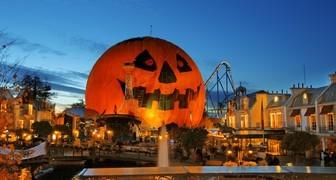 Праздник Хэллоуин: сладости или гадости