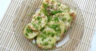 Запеченный картофель: лучший рецепт ко дню Благодарения рецепт фото