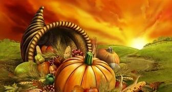 День Благодарения: праздник благодарности за урожай