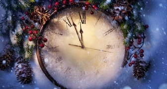 Новый год - история праздника и появления Деда Мороза