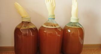 Рецепт приготовления вина из яблочного варенья рецепт фото