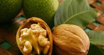 Грецкий орех (лат. Juglans regia)