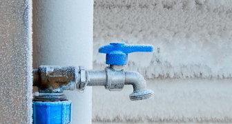 Что делать если замерзла вода на даче: как быстро справиться с проблемой