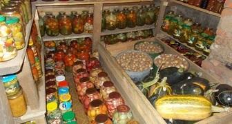 Как построить подвал в доме для хранения урожая? фото