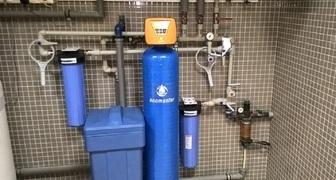 Очистка воды из скважины или колодца