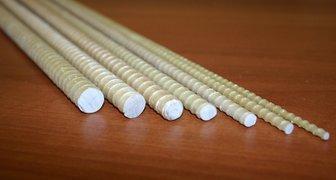 Стеклопластиковая арматура — новый строительный материал