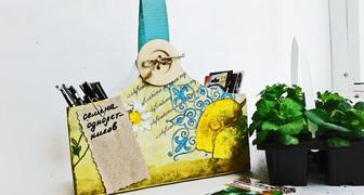 Коробка для хранения семян