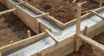 Какую марку бетона купить для заливки фундамента? фото