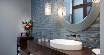 Освещение в ванной комнате: фото и идеи интересных проектов