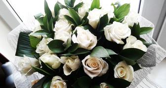 Засушиваем розы и делаем красивый букет