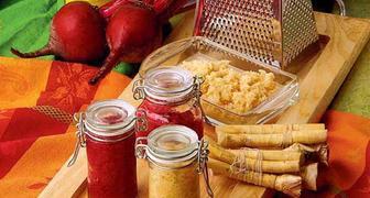Хрен - рецепты приготовления в домашних условиях, правила выращивания фото