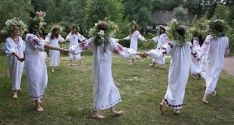 Праздник Ивана Купала. Народные традиции, приметы и обычаи фото