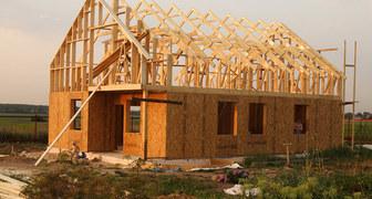 Стропильная система двухскатной крыши: расчет и монтаж своими руками