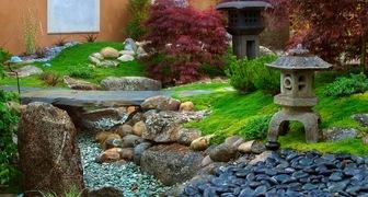 Правила размещения камней в рокарии