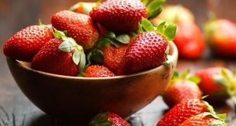 Польза клубники, рецепты масок с ягодой фото