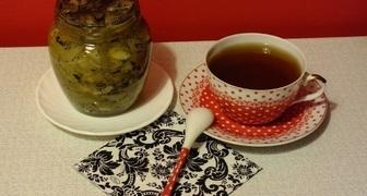 Грушевое варенье с маком и лимонным соком