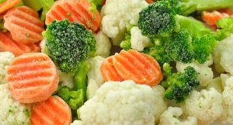 Заморозка овощей на зиму - самый полезный способ заготовки