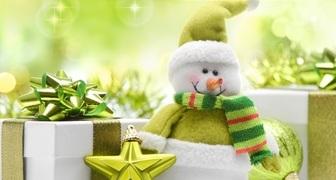 Универсальная выставка-продажа Новогодних подарков в Перми фото