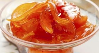 Вкусное варенье из апельсинов с кожурой и лимонным соком