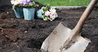 Весенние работы в саду и огороде на дачном участке