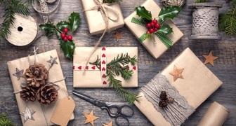 Идеи создания оригинальной упаковки для подарков к Новому году