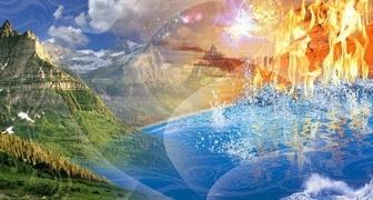 Четыре природные стихии, которым мы поклоняемся в современной религии