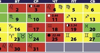 Посевной календарь на май для огородников