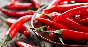 Перец красный - польза и вред для организма в сыром и сушеном виде