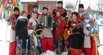 """""""Коляда пришел!"""" - встречаем славянский Новый год вместе с природой"""