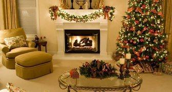 Украшаем елку и жилище на Новый год Желтой Собаки - стильные идеи