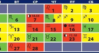 Лунный календарь на февраль для огородников