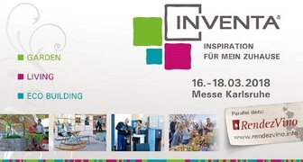 Выставка ландшафтного дизайна и садоводства Inventa 2018 в Германии фото
