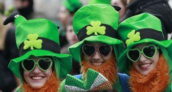 """День святого Патрика - необычная символика и традиции """"зеленого"""" праздника фото"""