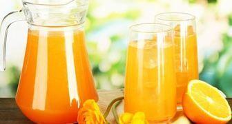Лимонад из замороженных апельсинов в домашних условиях