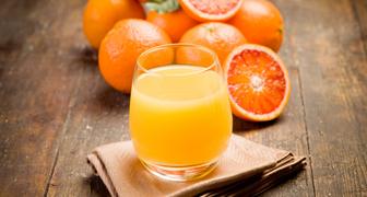 """Апельсиновый лимонад со специями - """"Безалкогольный глинтвейн"""""""