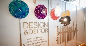 Выставка интерьерного дизайна: Design&Decor St. Petersburg 2018