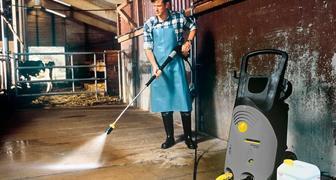 День Фита - делаем уборку в хлеву и защищаем скот от паразитов