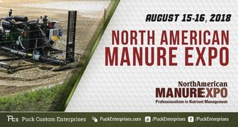 NAME 2018 - выставка сельскохозяйственных удобрений в США, Брукингс