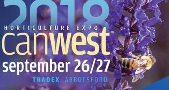 Выставка садоводства и ландшафтного дизайна CanWest 2018 в Канаде
