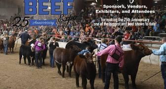 Международная выставка фермерского хозяйства World Beef Expo 2018, США
