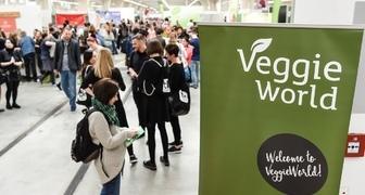 Выставка растительной продукции VeggieWorld 2018 в Ганновере