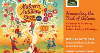 Выставка Malvern Autumn Show 2019 в Великобритании, город Вустер