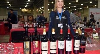 Международная выставка виноделия Карта вин 2019 в Москве