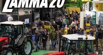На LAMMA Show 2020 в Великобритании покажут самую современную технику