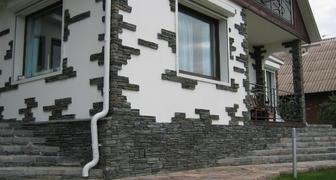 Подбираем лучший материал для отделки фасада частного дома